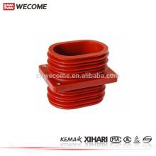 KEMA testificó el aislador de la ayuda de la barra de distribución de la resina del epoxy del dispositivo de distribución del voltaje medio 20KV