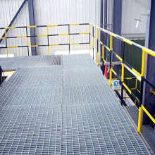 Galvaniserad Steel Bar Grating Floor