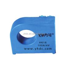 HK16 50-400A PCB mounting hall effect current sensor