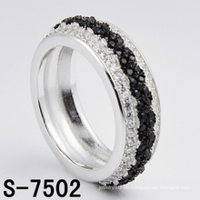 Neue Styles 925 Silber Modeschmuck Ring (S-7502 JPG)