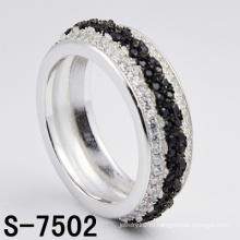 Новое стильное кольцо ювелирных изделий способа 925 серебряное (S-7502. JPG)