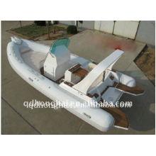 CE quente inflável PVC ou o Hypalon RIB680A barco usado 2011 agora
