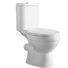 Classic Design Bathroom Ceramic Washdown Two-piece Toilet
