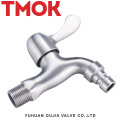 High quality and forged nickel-plated NPT threaded connection with hydraulic motorize material Hpb57-3 manual faucet