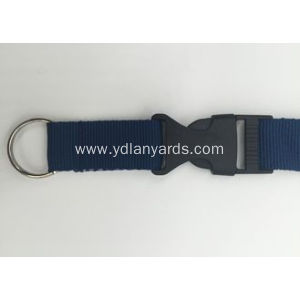 Custom Polyester Woven Lanyard With Small MOQ