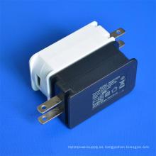 Cargador del poder del adaptador del USB de 5V 2A PSE