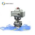 JKTLEB010 automated screwed ball air valve