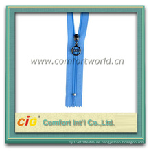 Neueste All Size Eco-Friendly Lange Kette Nylon Zipper