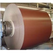 Bobina de acero recubierta de color diseñada profesionalmente