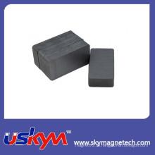 Super Starke harte Permanent Ferrit Magnete mit Verkauf
