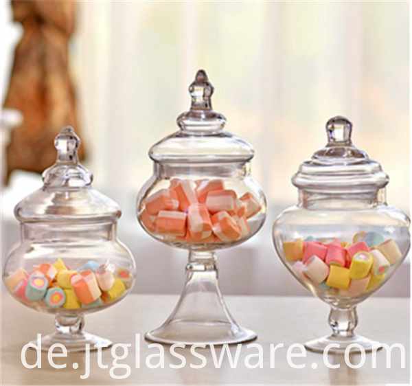 sugar glass jar7