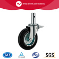Rubber Tread Swivel Steiger Caster Wheel