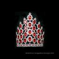 Cristal Crown Rhinestone Tiara Pageant Big Coronas