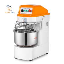 golden chef panaderia bakery flour mixer amasadora industrial 30 liter flour mixer making machine 12kg 10kg dough mixer for sale