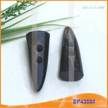 El botón del cuerno de la resina / el botón del cuerno del búfalo empaqueta BP4359