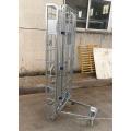 Trolley Steel Material Logistics Equipment