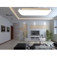 Luminária residencial interior em cores diferentes
