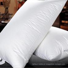 Travesseiro de fibra oca de tamanho padrão barato