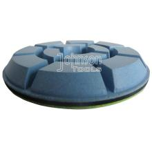 100mm Diamond Wet and Dry Pad for Concrete
