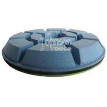 100мм алмазная мокрая и сухая подушка для бетона