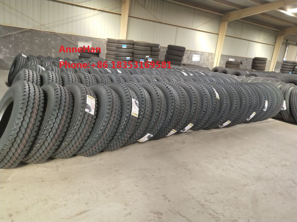 New Triangle Brand Tire 3