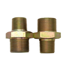 Customed Brass M6 Hex Hut And Bolt Fastener