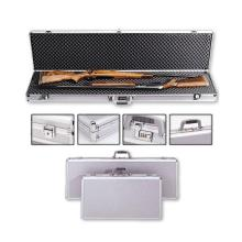 2015 New Design USA Style Aluminium Gun Case, Rifle Case with Sponge and Safe Locks