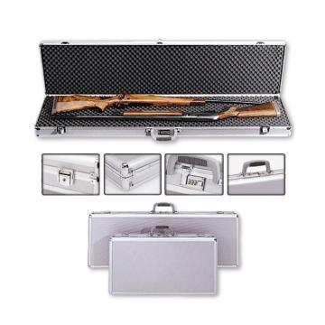 2015 Neuer Entwurf USA-Art-Aluminiumgewehr-Fall, Gewehr-Kasten mit Schwamm und sichere Schlösser