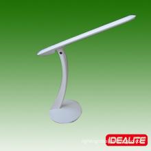 White Thin LED Desk Light GID-B-2 Idealite