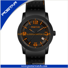 Newest Sport Watch Silicone Band Watch with Waterproof Quality