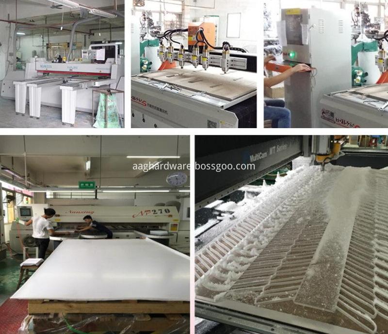Acrylic leg warehouse (2)