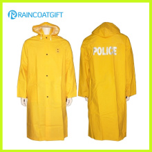 РПП-052 взрослый желтый ПВХ Водонепроницаемый куртка