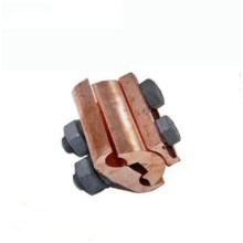 Pemasangan Splicing JBT Copper Specific Form PG Clamp