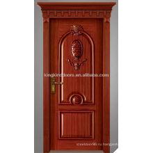 Классический люкс высокого качества деревянные двери MO-309T из Китая Топ 10 дверь бренда