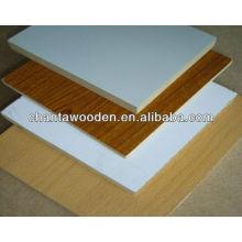 Dekorativ / möbel melamin MDF / Spanplatte