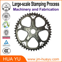 Precision Shaping Metal Large Stamping Process