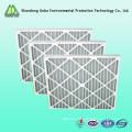 Filtro de aire de panel plisado MERV11 para Havc