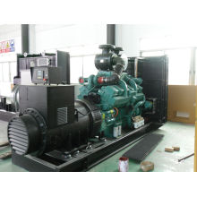 1000kva Water Cooled Cummins Diesel Generator With Electronic Speed , Three Phases Four Lines