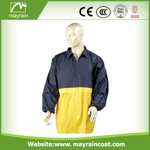 PVC Outdoor Jacket With Pants