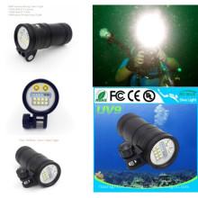 Luz de video subacuática HI-MAX UV9 5200