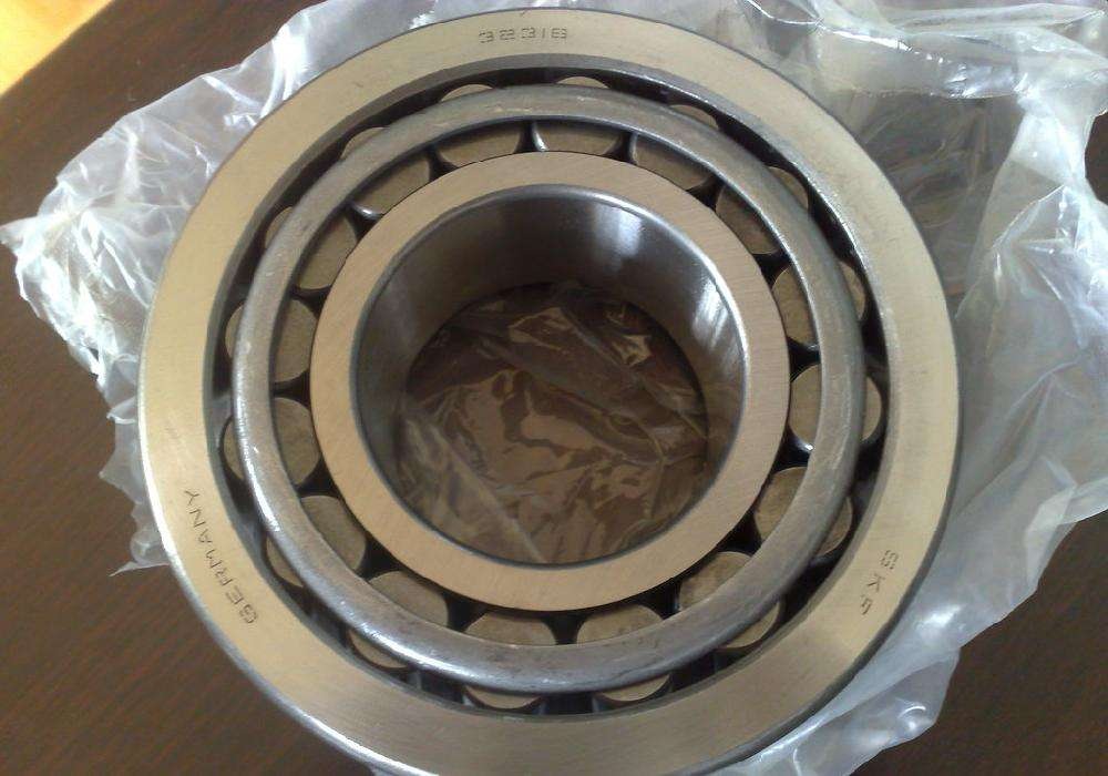 Tapered Roller Thrust Bearing Specifications