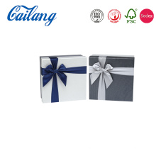 Boîte de papier de vêtements haut de gamme sur mesure