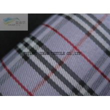 polyester Yarn-dyed checked Fabric For tent
