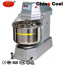 Commercial Stand Spiral Double-Speed Bakery Cake Pizza Dough Mixer Machine