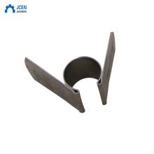 Custom sheet metal bending flat steel spring clip