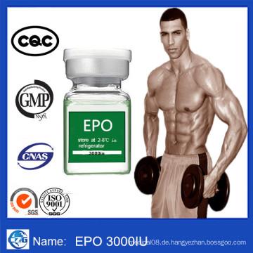 Injektion 3000iu Epo menschliches Wachstum Steroide Pulver