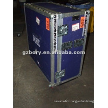 Very Large Equipment Flight Road Case on Wheels