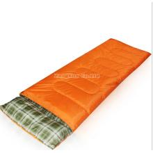 Bolsos de dormir adultos al por mayor, saco de dormir de algodón al aire libre