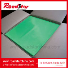 Colorful prismatic reflective PVC sheet, with thickness of 0.24mm
