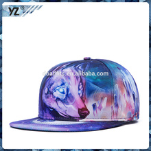 printing logo snapback cap,2015 new style snapback cap for wholasale in China